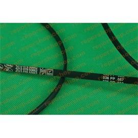 CORREA RANURADA SECADORA 1810 PJ J3 ELASTICA  BALAY  CROLLS ELECTROLUX LYNX