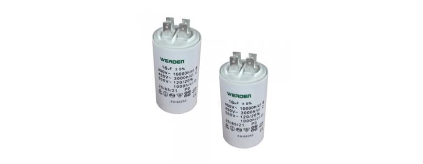 Condensador electrico standard