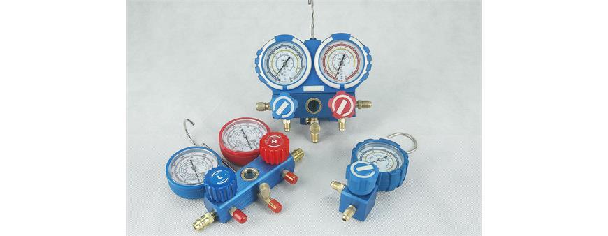 Analizador gas