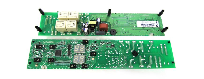 Placa electronica vitro