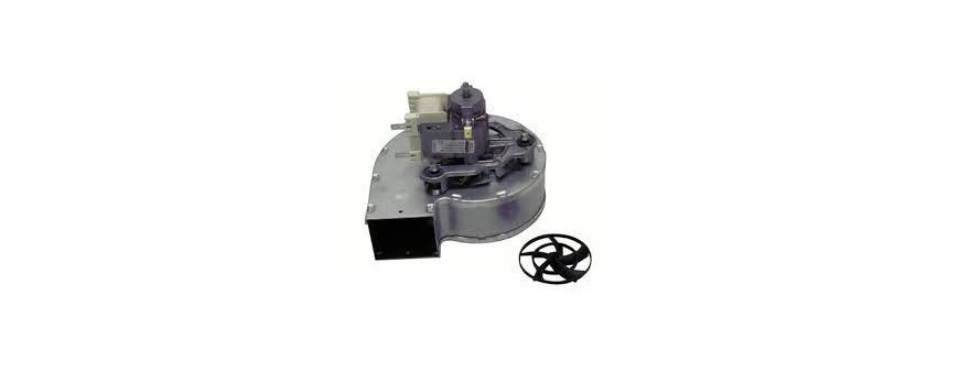 Motor extractor caldera